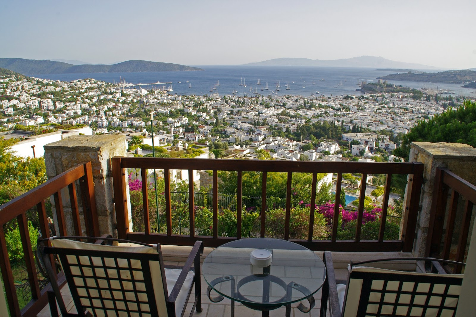 Balcony View Marmara Bodrum