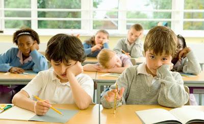 9 Cara Mengatasi Anak Yang Malas ke Sekolah