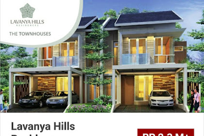 Lavanya Hills Residences,Bukit Cinere,Depok