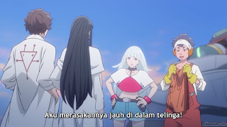 Listeners Episode 03 Subtitle Indonesia