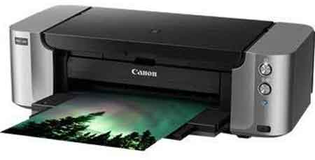 Canon PIXMA PRO-100 Wireless Ink-Jet Photo Printer