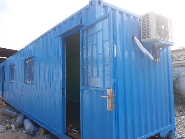 Cập Nhật Mới Nhất Về Giá Container Văn Phòng Năm 2018