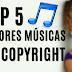 TOP 5 | Melhores Músicas SEM COPYRIGHT(Sem Direitos Autorais) #1