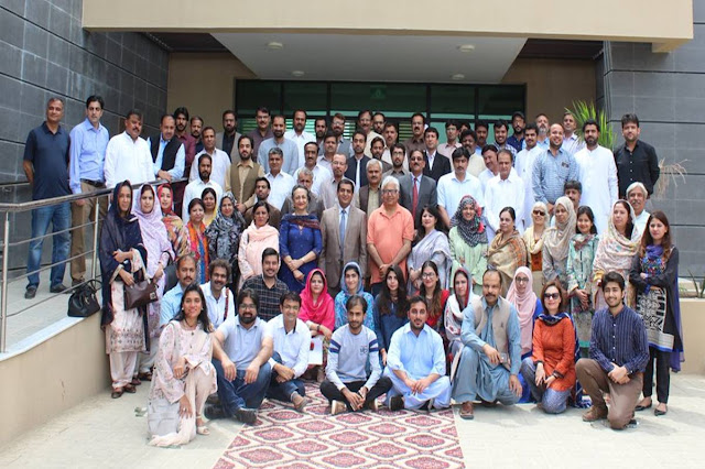 'Leaving No one Behind' – #PPAF organises #Balochistan Water Engagement