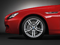 BMW 6 Series Coupe M Sport package 19-inch M light alloys (F12)