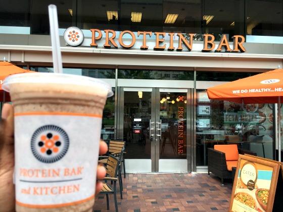 Protein Bar | FroBunni