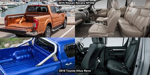 nissan navara toyota hilux 6 muaxegiatot vn - So sánh xe bán tải Toyota Hilux 2019 và Nissan Navara 2019