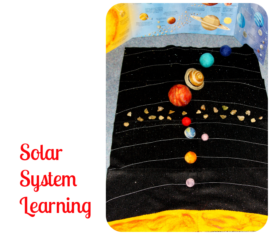 solar system learning - photo #16