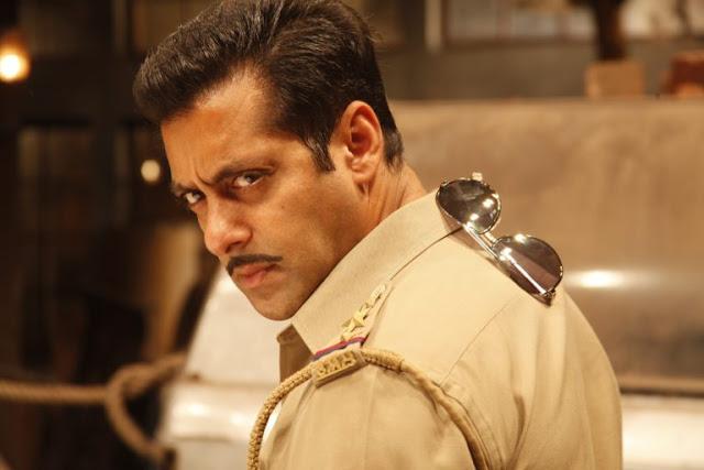 Latest Salman Khan Dabdang style HD Wallpapers