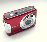 Jual Canon PowerShot A480 Bekas