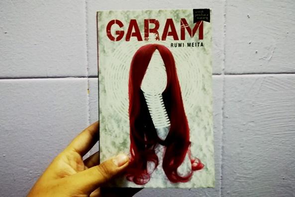 Review Novel FIXI : Garam by Ruwi Meita