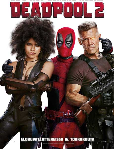 Deadpool 2 full movie download hd