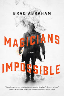 Interview with Brad Abraham, author of Magicians Impossible