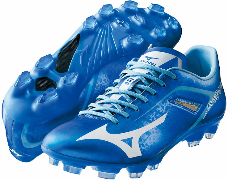 brand new 62893 afb68 ... reduces weight from the Mizuno Basara boot. Compared to Mizuno Wave  Ignitus, the Primeskin upper is even thinner to offer a barefoot-like ball  control.