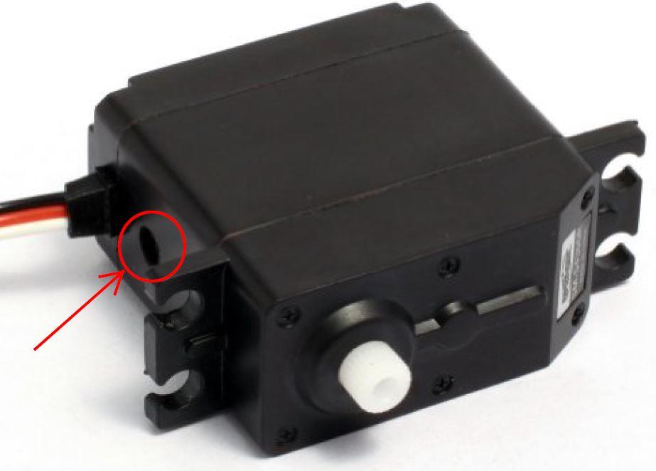Servo motor calibration for Industrial servo motor tutorial