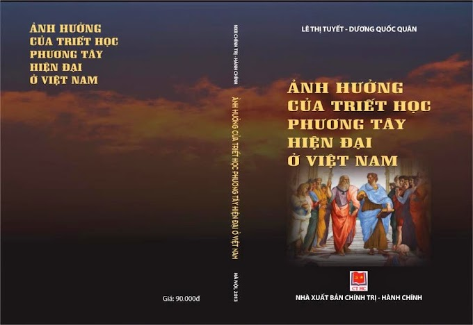 TS. Lê Thị Tuyết - Sự xuất hiện của triết học phương Tây hiện đại ở Việt Nam