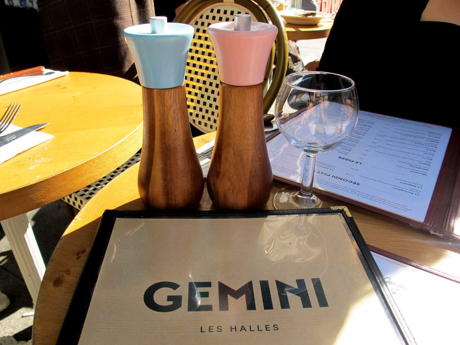 Gemini Paris