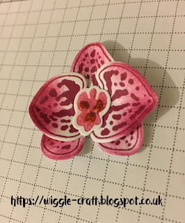 Stampin' Up! Orchid Builder
