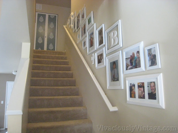 Ansley Design Stairway Wall