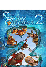The Snow Queen 2: Magic of the Ice Mirror (2014) BRRip 1080p Latino AC3 2.0