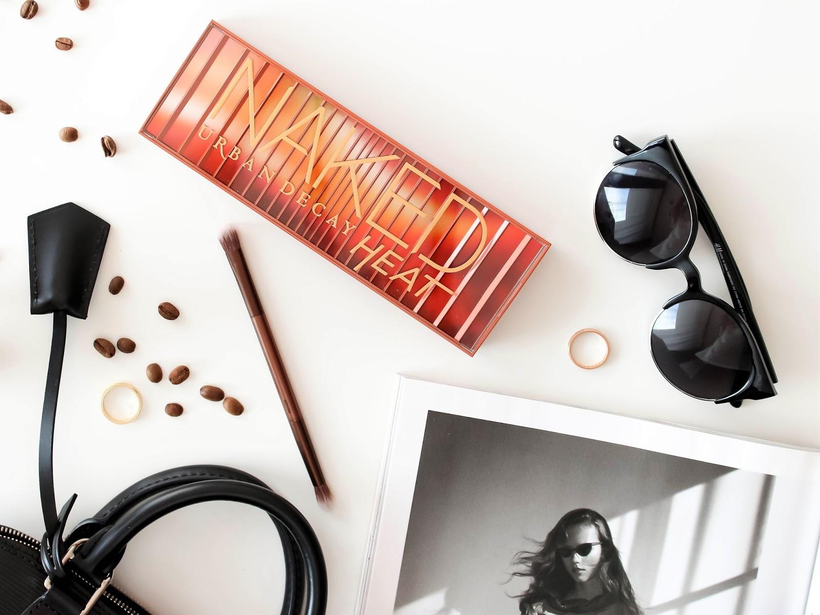 blog nákupy pr balíčky naked heat paletka