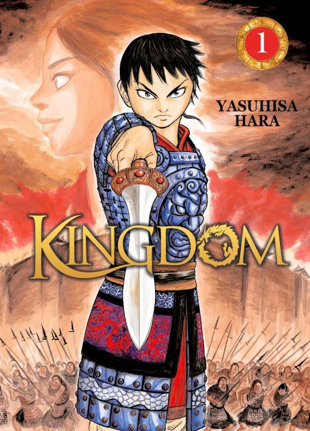 Kingdom Tome 1  de Yasuhisa Hara