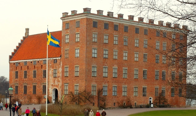 tips på slott i Skåne