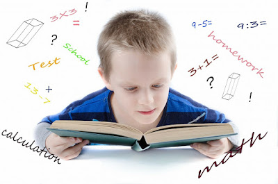 copil care invata