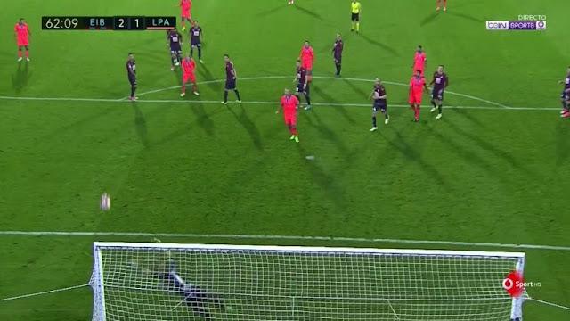 El gol de Lemos lo mejor del partido de UD Las Palmas