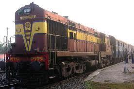 रेल परिवहन