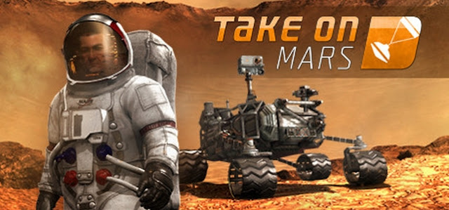Free Download Take On Mars: Europa PC Game