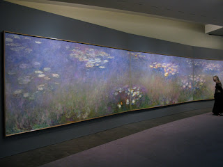 Monet S Water Lilies Exhibition