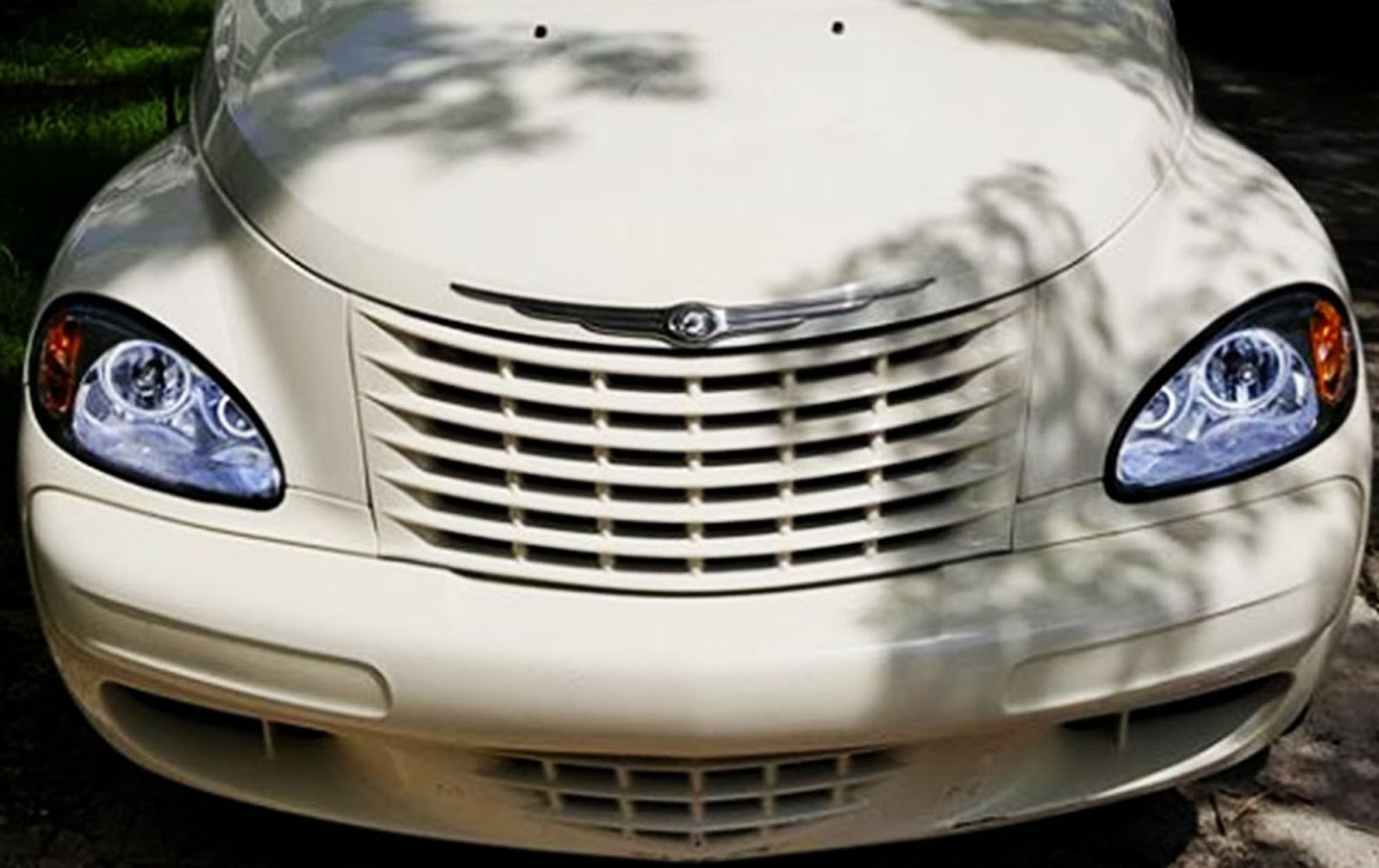 2001 To 2005 Pt Cruiser Halo Headlights