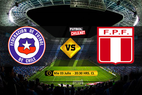 PREVIA: Chile vs Perú
