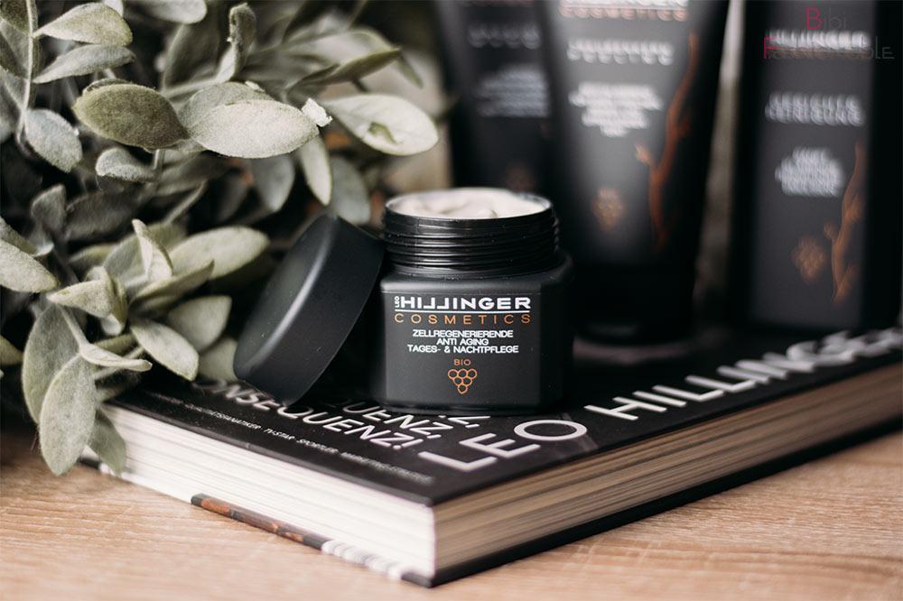 Hillinger Cosmetics Zellregenerierende Anti-Aging Tages- und Nachtpflege
