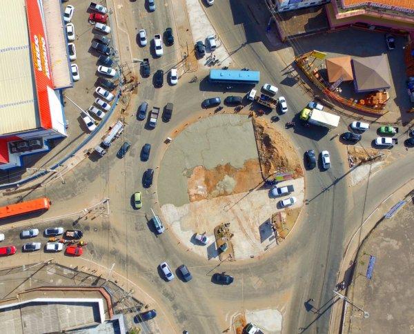 Prefeitura elimina rotatória no São Cristóvão em São Luís