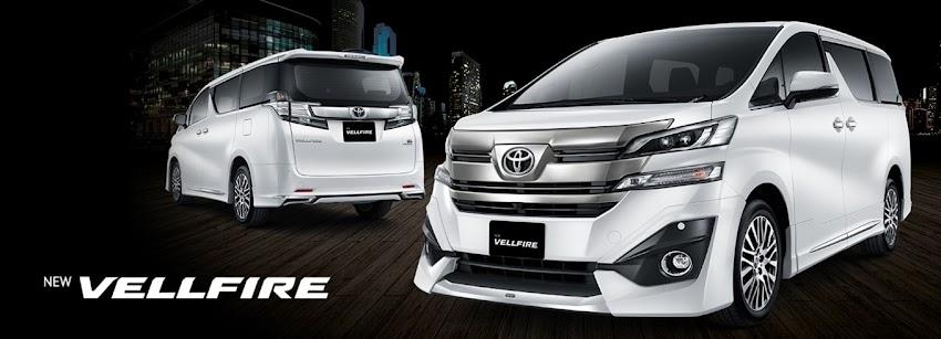 New Vellfire, MPV Mewah dari Toyota yang Keren