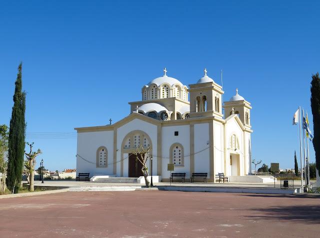 Xrisosotiros Akanthous - Oroklini, Cyprus