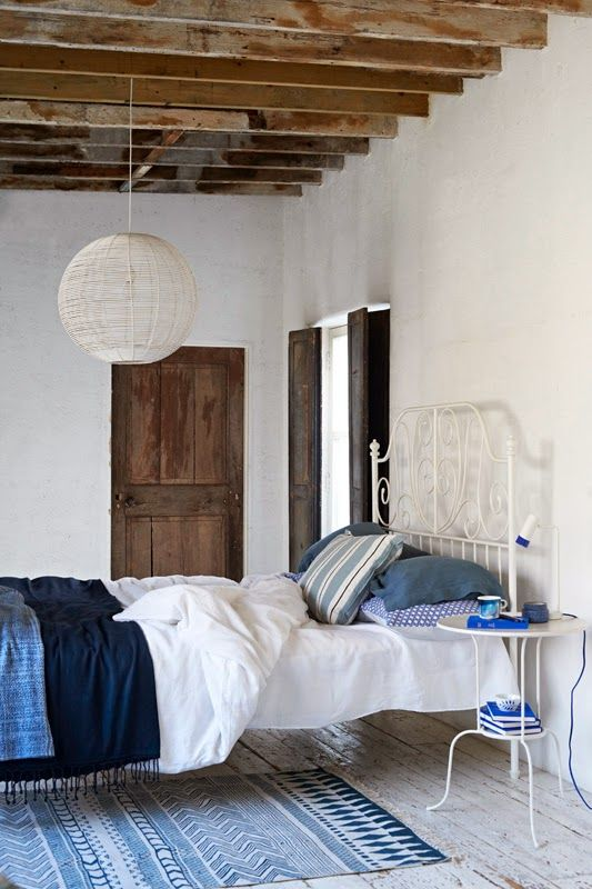 Interior relooking 5 idee per arredare la casa al mare for Arredare casa al mare idee