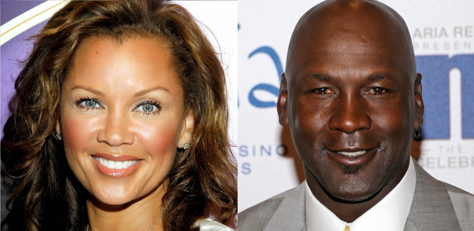 vanessa williams and michael jordan relationship