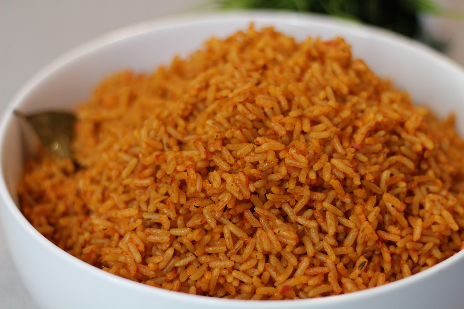 Nigerian party jollof rice, esther adeniyi