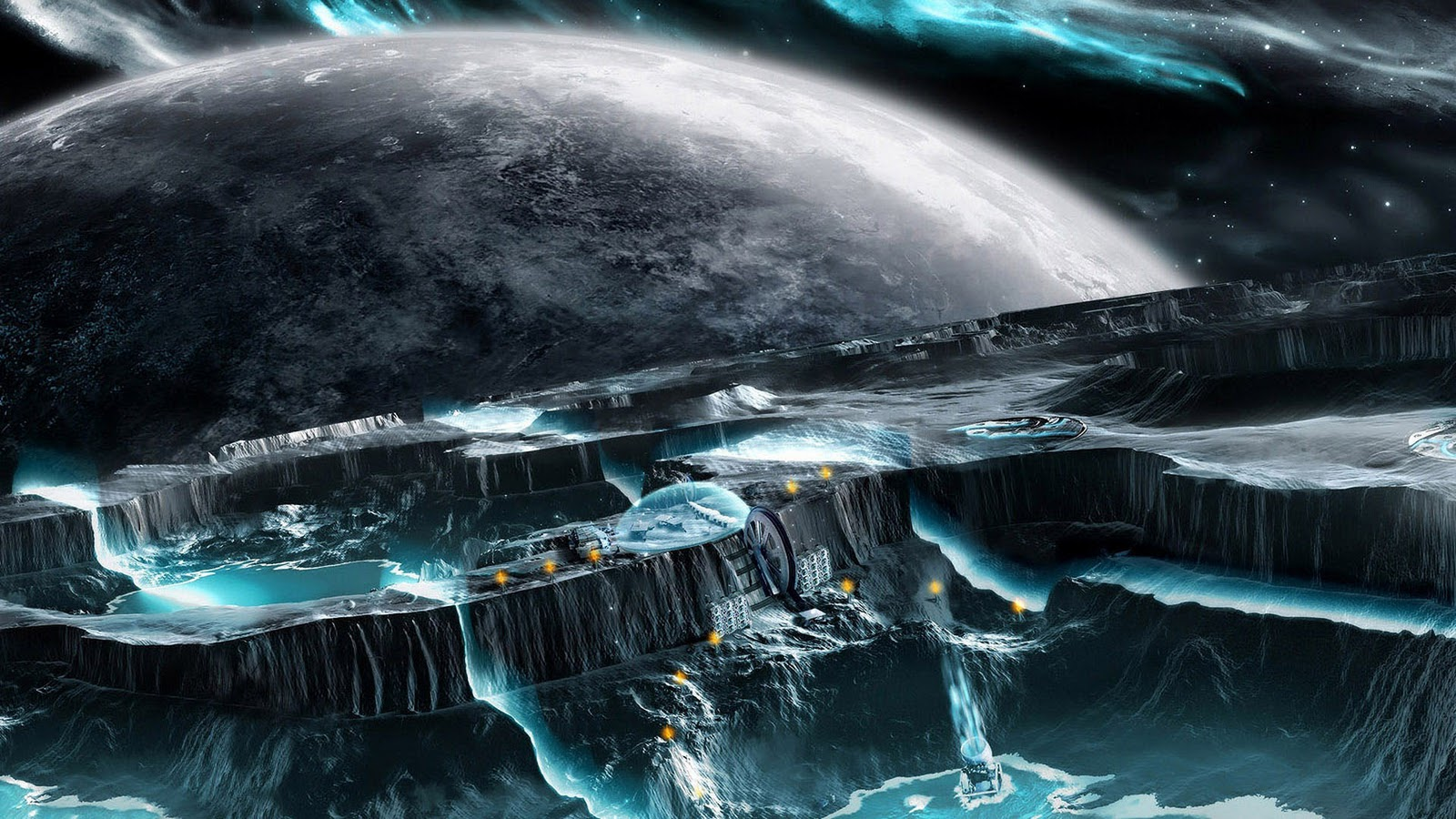 Картинки sci fi