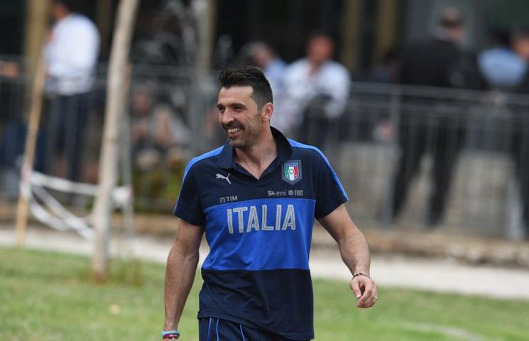 """Buffon: """"Slavlje u Napulju? Ponosan sam što nisam poput njih!"""""""