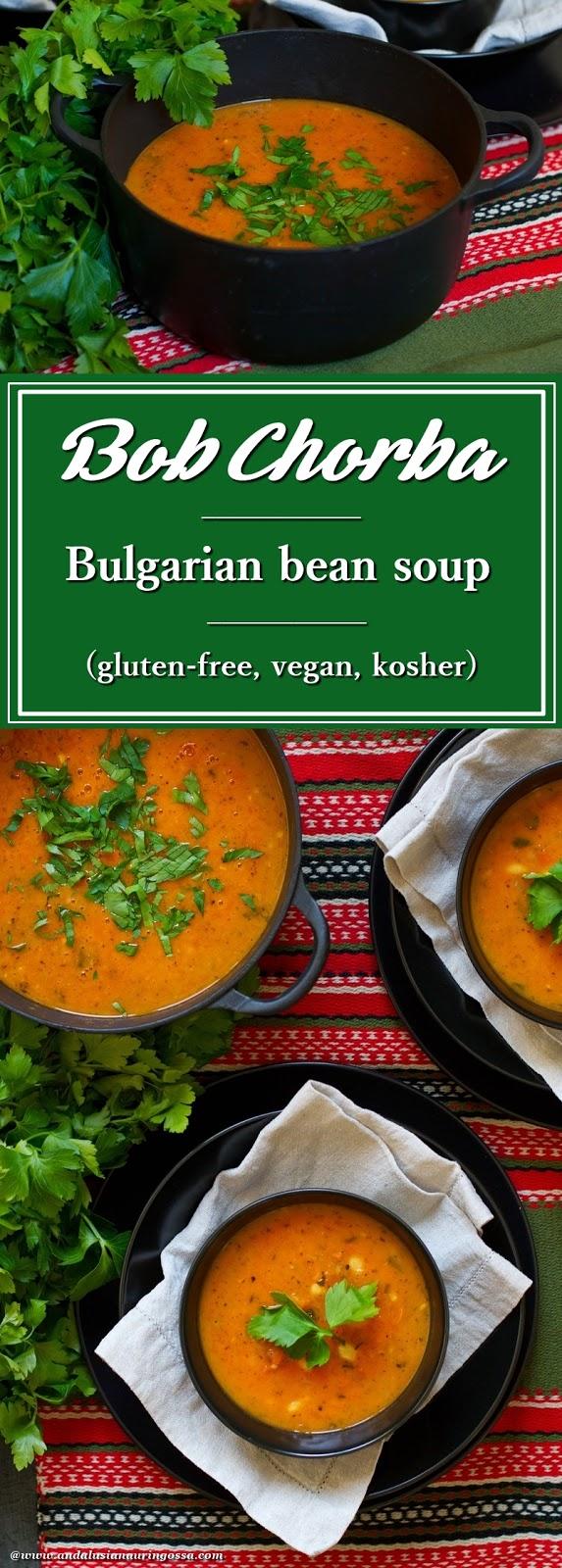 Bob Chorba -_Bulgarian bean soup_monastery soup_gluten-free_vegan_kosher_PIN ME