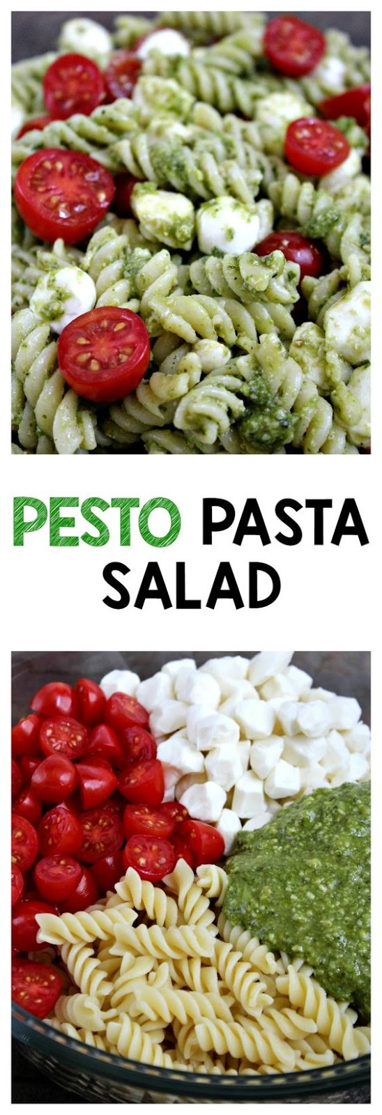 #Easy #Making #Pesto #Pasta #Salad For #Meals #vegan #healthyrecipes #pasta