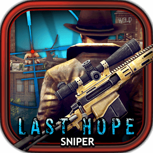Last Hope Sniper - Zombie War - VER. 2.0 Unlimited (Money - Diamond) MOD APK