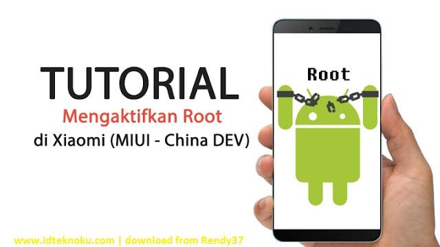 Cara Mengaktifkan Akses ROOT pada Xiaomi