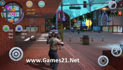 Screenshot Gangstar Vegas Apk