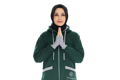 HIJACKET YUKATA GREEN HJ-YK DARK GREEN