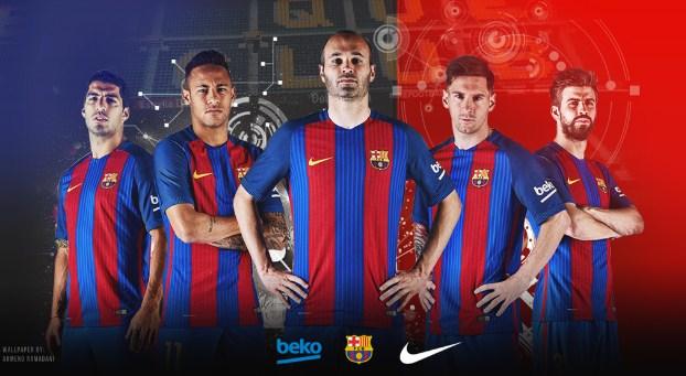 Legenda Sepakbola Barcelona